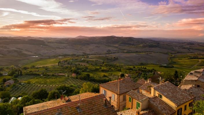 Italië Umbrië we Carry on vakantie