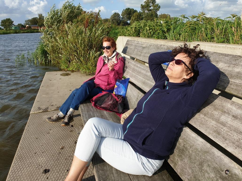 vakantie Friesland, rouwverwerking